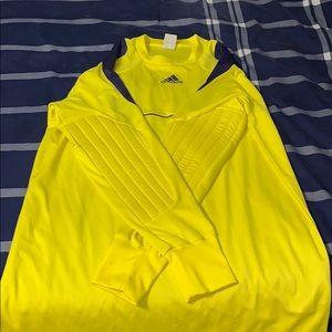 Adidas Soccer Goalkeeper Shirt